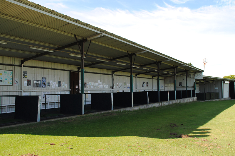 Whitehill Golf Club Driving Range
