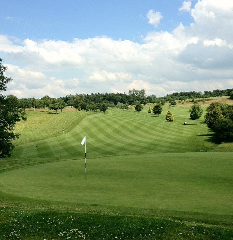 White Hill Golf Course - Hole 16