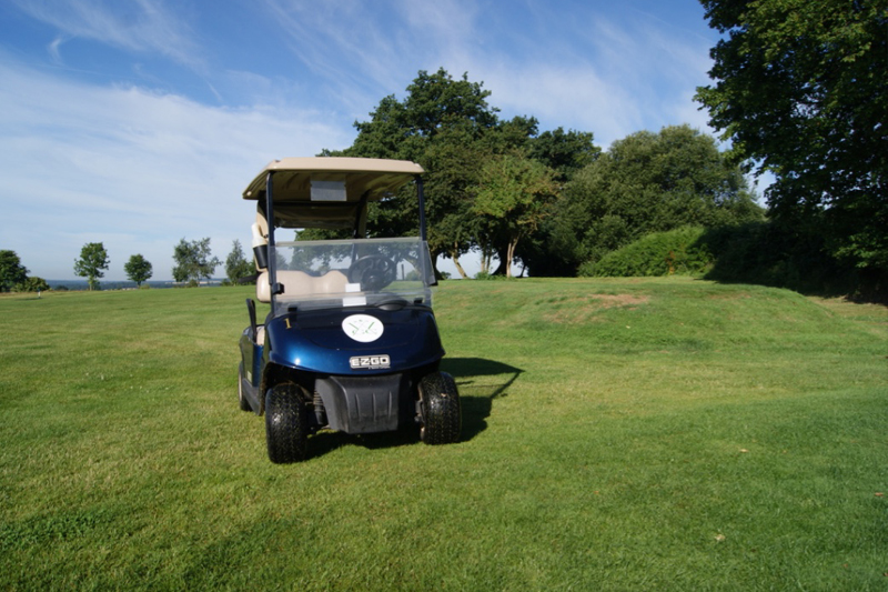Whitehill Golf Club Buggy