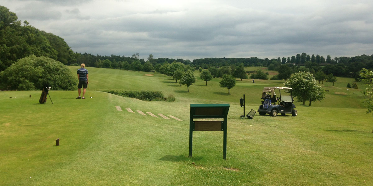 Golf Tee Sponsorship