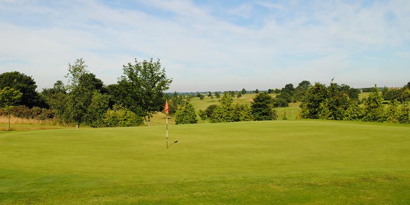 15th Hole Par 3 Whitehill Golf Course