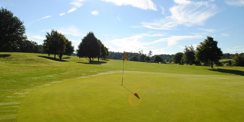 8th Hole Par4 Whitehill Golf Course