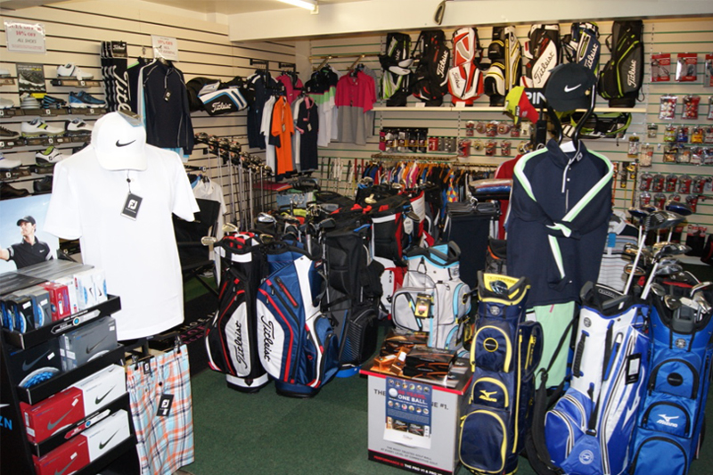 Whitehill Golf Course Pro Shop