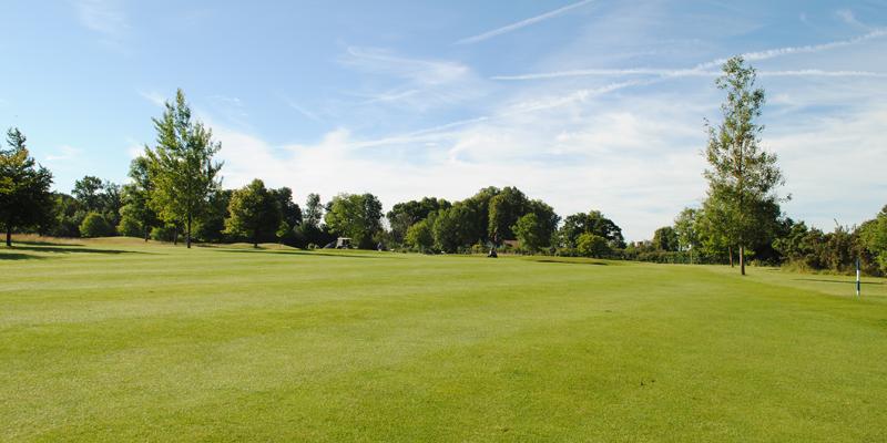 12th Hole Par 5 Whitehill Golf Course